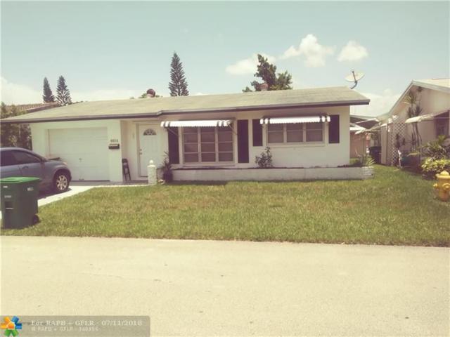 4929 NW 55 ST, Tamarac, FL 33319 (MLS #F10129333) :: Green Realty Properties
