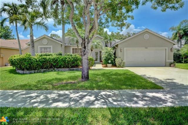 7341 NW 44th Ln, Coconut Creek, FL 33073 (MLS #F10129369) :: Green Realty Properties