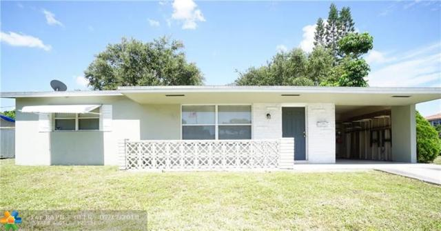 2018 N 58th Ave, Hollywood, FL 33021 (MLS #F10129410) :: Green Realty Properties