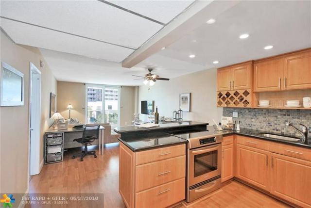 336 N Birch Rd 5C, Fort Lauderdale, FL 33304 (MLS #F10129456) :: Green Realty Properties