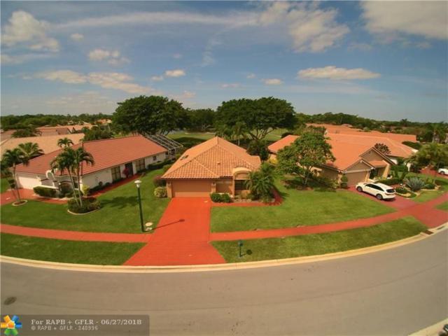 10272 Sunset Bend Dr, Boca Raton, FL 33428 (MLS #F10129463) :: Green Realty Properties