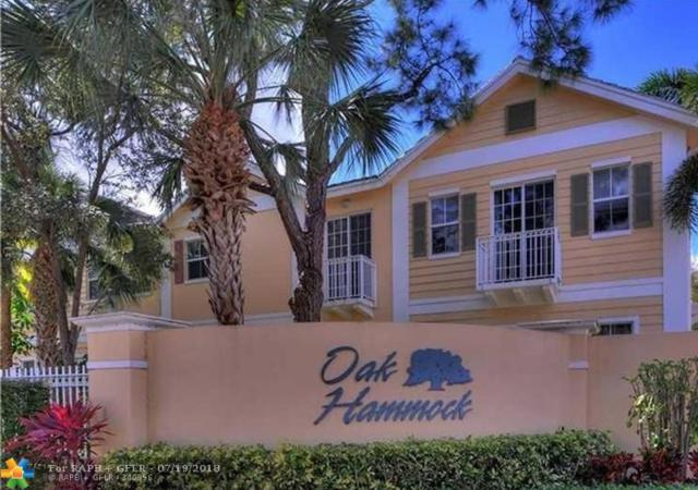 505 SW 18th Ave #8, Fort Lauderdale, FL 33312 (MLS #F10129503) :: Green Realty Properties