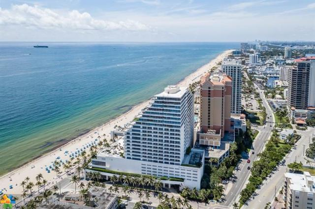 1 N Fort Lauderdale Beach Blvd #1602, Fort Lauderdale, FL 33304 (MLS #F10129508) :: Castelli Real Estate Services