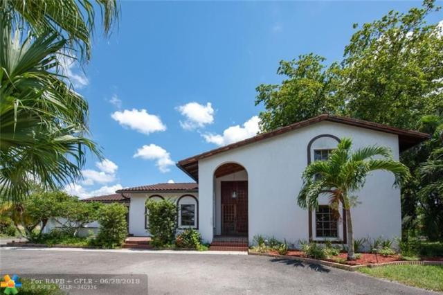 11750 SW 24th St, Davie, FL 33325 (MLS #F10129533) :: Green Realty Properties