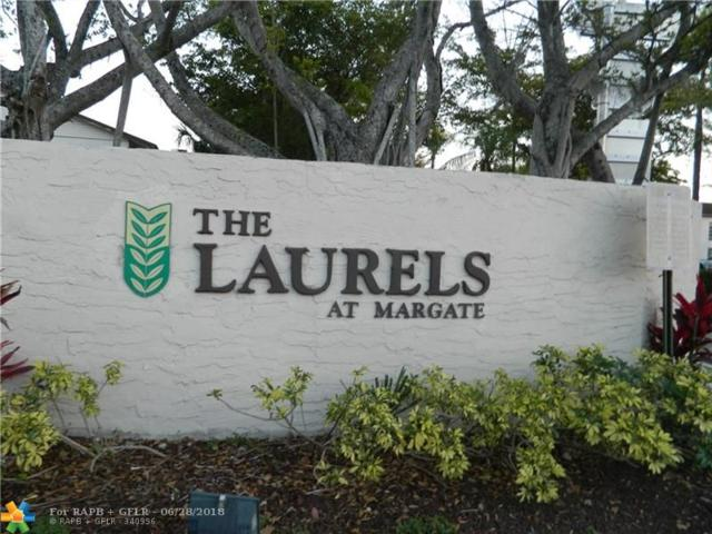 380 E Laurel Dr 4D, Margate, FL 33063 (MLS #F10129575) :: Green Realty Properties