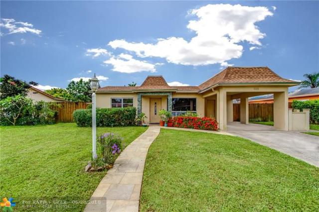 5325 SW 8th Ct, Margate, FL 33068 (MLS #F10129672) :: Green Realty Properties