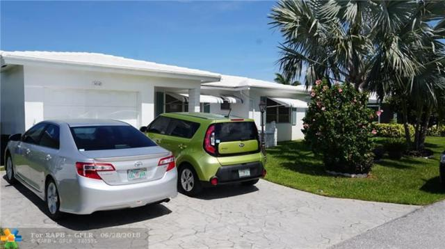 3030 NW 1st Dr, Pompano Beach, FL 33064 (MLS #F10129700) :: Green Realty Properties