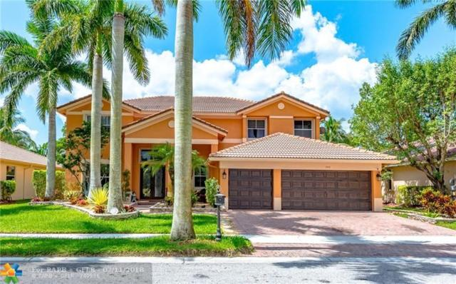 955 Marina Dr, Weston, FL 33327 (MLS #F10129712) :: Laurie Finkelstein Reader Team
