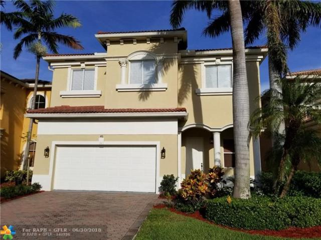 46 Country Lake Cir, Boynton Beach, FL 33436 (MLS #F10129913) :: Green Realty Properties