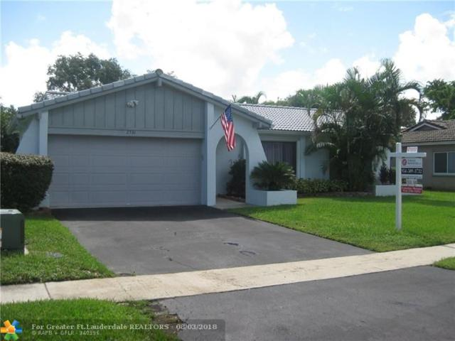 2531 NW 98th Ter, Coral Springs, FL 33065 (MLS #F10129928) :: Green Realty Properties