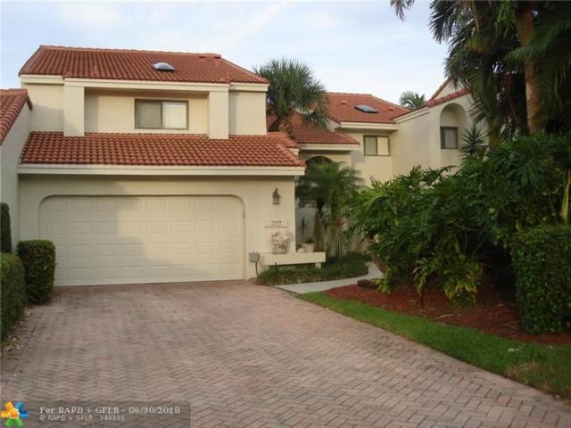 7336 Woodmont Ct #7336, Boca Raton, FL 33434 (MLS #F10129950) :: Green Realty Properties