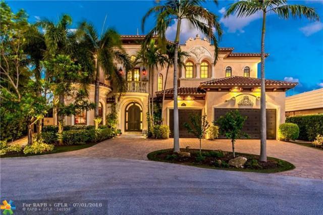 2394 NE 28th St, Lighthouse Point, FL 33064 (MLS #F10129978) :: Green Realty Properties