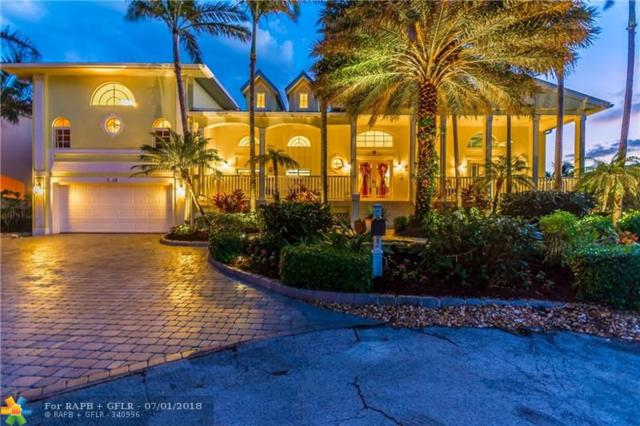 2880 NE 32nd St, Lighthouse Point, FL 33064 (MLS #F10129979) :: Green Realty Properties