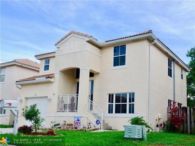 6277 Duval Dr, Margate, FL 33063 (MLS #F10129987) :: Green Realty Properties