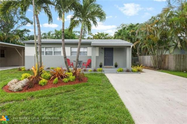 800 NW 19th St, Fort Lauderdale, FL 33311 (MLS #F10129994) :: Green Realty Properties