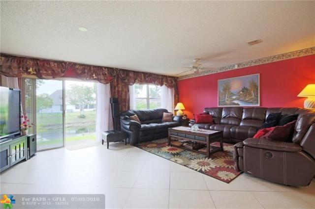3751 NW 91st Ln #3751, Sunrise, FL 33351 (MLS #F10130003) :: Green Realty Properties