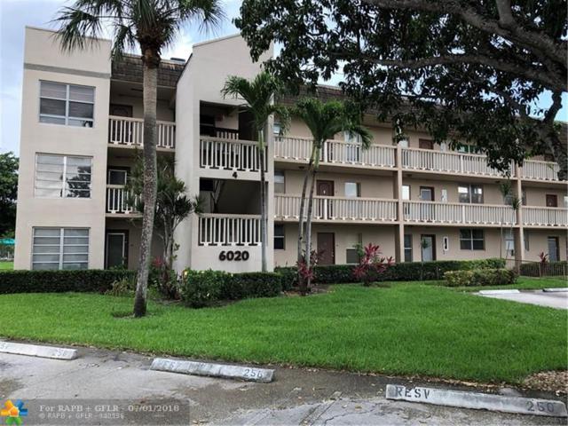 6020 NW 64TH AV #302, Tamarac, FL 33319 (MLS #F10130016) :: Green Realty Properties
