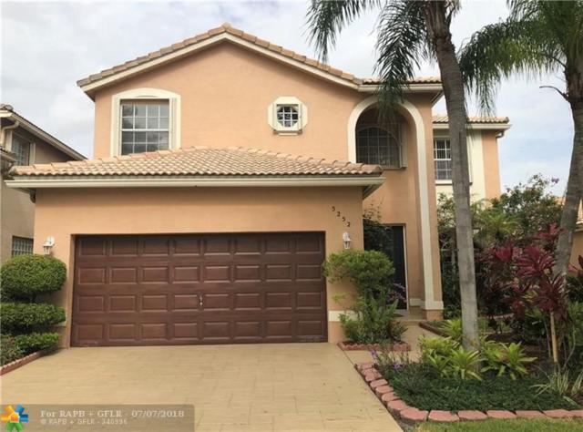 5252 NW 113th Ave, Coral Springs, FL 33076 (MLS #F10130084) :: Green Realty Properties