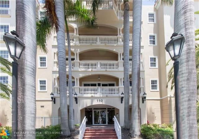 110 Hendricks Isle #2, Fort Lauderdale, FL 33301 (MLS #F10130224) :: Green Realty Properties