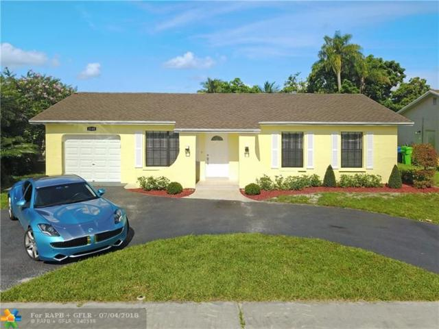 2140 NW 107th Ter, Sunrise, FL 33322 (MLS #F10130273) :: Green Realty Properties