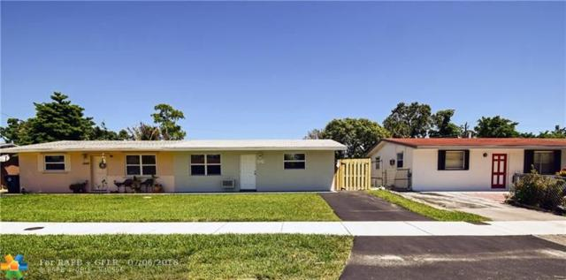 1942 SW 69th Ave, North Lauderdale, FL 33068 (MLS #F10130277) :: Green Realty Properties