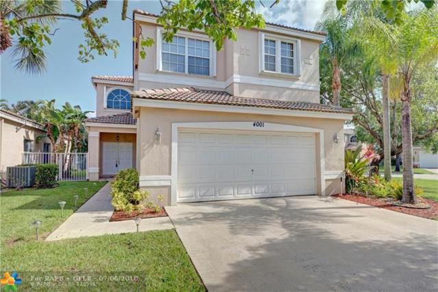 4001 NW 62nd Ct, Coconut Creek, FL 33073 (MLS #F10130352) :: Green Realty Properties