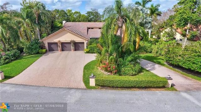 7715 Banyan Ter, Tamarac, FL 33321 (MLS #F10130363) :: Green Realty Properties