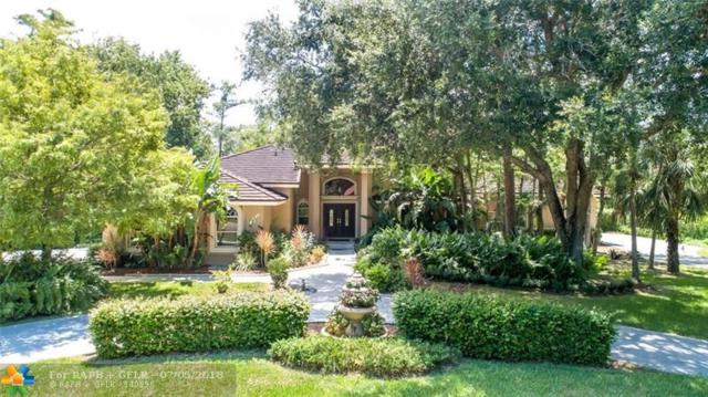 5831 NW 81st Ter, Parkland, FL 33067 (MLS #F10130417) :: Green Realty Properties
