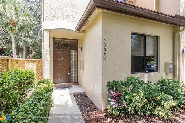 10523 NW 10th St #10523, Plantation, FL 33322 (MLS #F10130482) :: Green Realty Properties