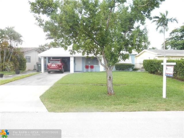 221 NW 46th St, Oakland Park, FL 33309 (MLS #F10130486) :: Green Realty Properties