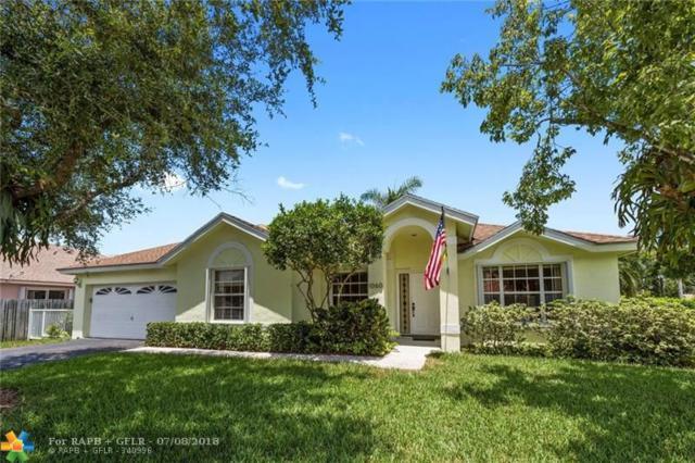 1060 SW 149th Ln, Sunrise, FL 33326 (MLS #F10130576) :: Green Realty Properties