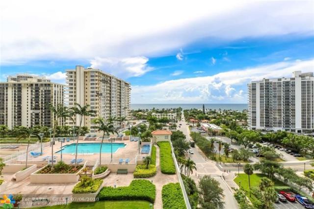3020 NE 32nd Ave #1025, Fort Lauderdale, FL 33308 (MLS #F10130589) :: Green Realty Properties