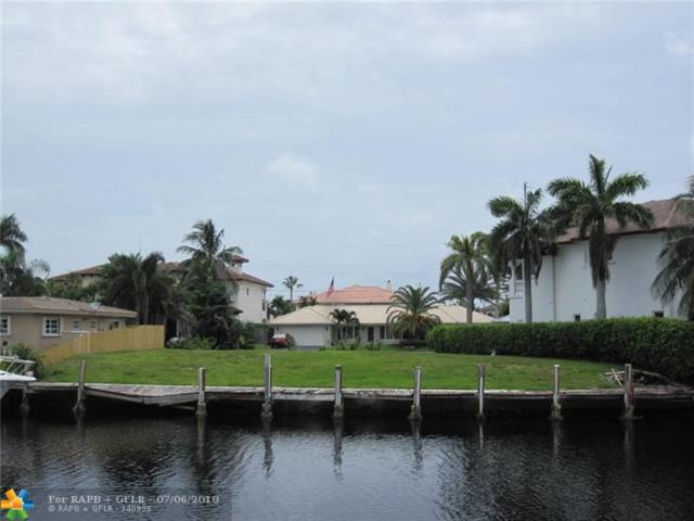 3711 NE 25th Ave, Lighthouse Point, FL 33064 (MLS #F10130591) :: Green Realty Properties