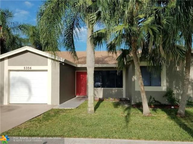5356 NW 93rd Ter, Sunrise, FL 33351 (MLS #F10130602) :: Green Realty Properties