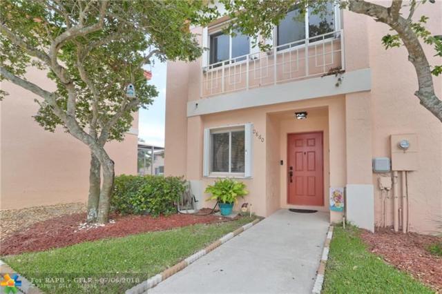 20860 NW 3rd Ct #20860, Pembroke Pines, FL 33029 (MLS #F10130649) :: Green Realty Properties