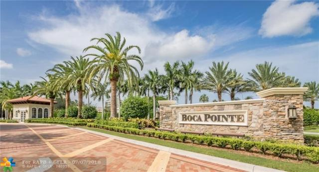7194 Promenade Dr #201, Boca Raton, FL 33433 (MLS #F10130790) :: Green Realty Properties