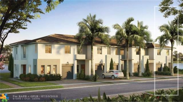 1241 Pioneer Way #70, Royal Palm Beach, FL 33411 (MLS #F10130939) :: Green Realty Properties