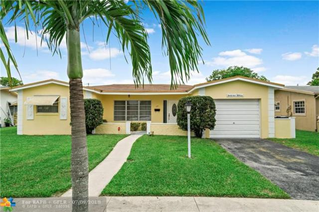 3951 NW 51st Ave, Lauderdale Lakes, FL 33319 (MLS #F10130979) :: Green Realty Properties