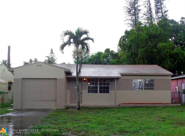 2435 Madison St, Hollywood, FL 33020 (MLS #F10130983) :: Green Realty Properties