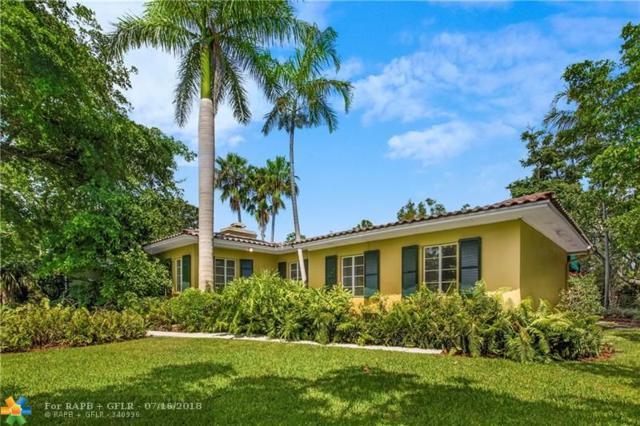 2681 Harbor Beach Pkwy, Fort Lauderdale, FL 33316 (MLS #F10131023) :: Green Realty Properties
