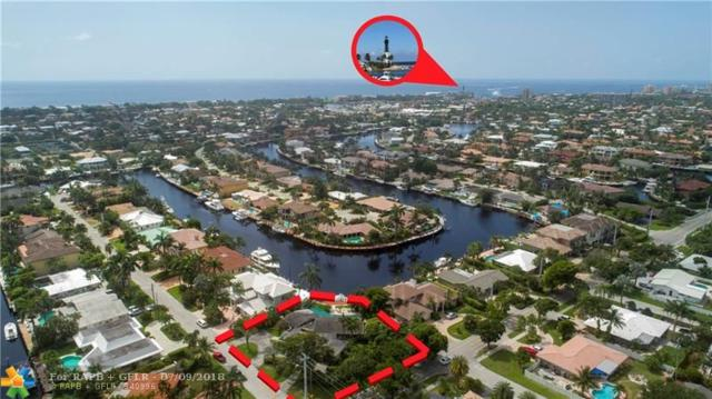 2300 NE 34th Ct, Lighthouse Point, FL 33064 (MLS #F10131048) :: The O'Flaherty Team