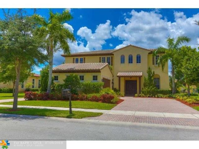 7789 NW 112th Way, Parkland, FL 33076 (MLS #F10131073) :: Green Realty Properties