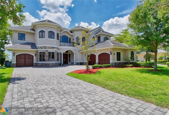 8970 Stone Pier Dr, Boynton Beach, FL 33472 (MLS #F10131106) :: Green Realty Properties