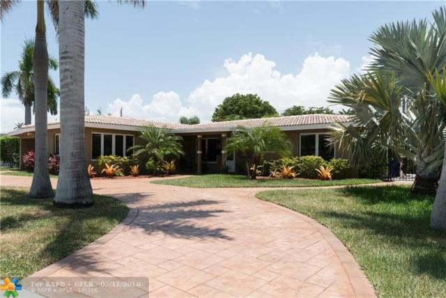 5921 NE 21st Ln, Fort Lauderdale, FL 33308 (MLS #F10131157) :: Green Realty Properties