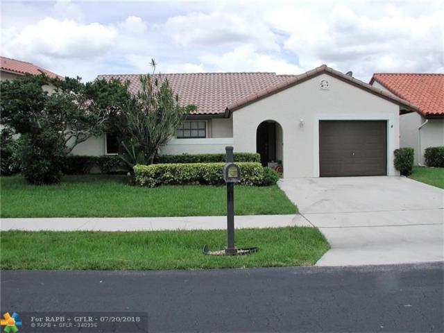 11 Capitol Ct, Deerfield Beach, FL 33442 (MLS #F10131158) :: Green Realty Properties