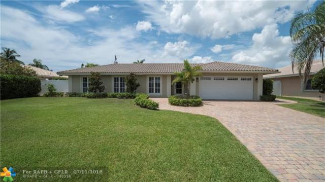 2900 NE 40th St, Lighthouse Point, FL 33064 (MLS #F10131166) :: The O'Flaherty Team