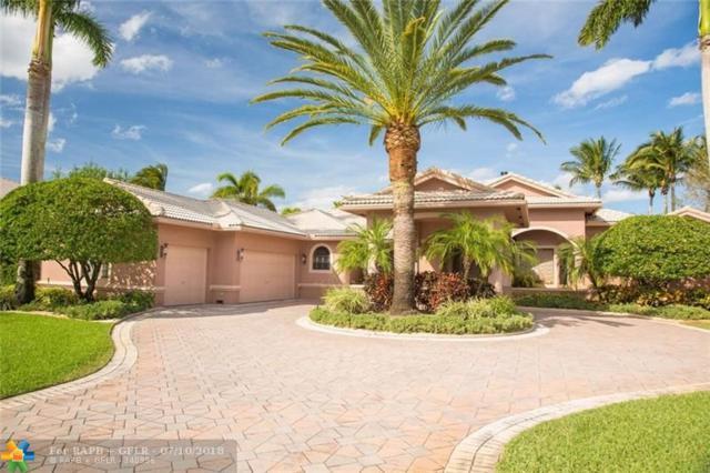 10347 SW 22nd Pl, Davie, FL 33324 (MLS #F10131176) :: Green Realty Properties