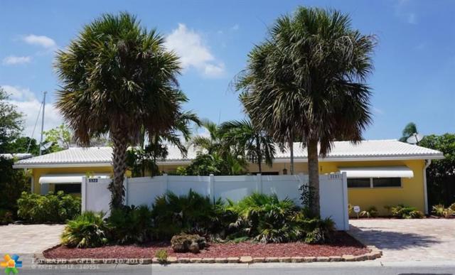 1121-1123 Citrus Isle, Fort Lauderdale, FL 33315 (MLS #F10131179) :: Green Realty Properties