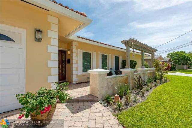 1009 NW 30th St, Wilton Manors, FL 33311 (MLS #F10131209) :: The O'Flaherty Team