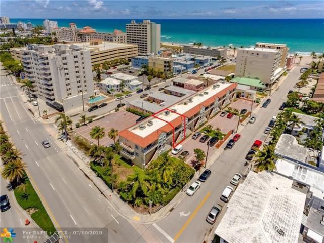 351 Virginia St #3, Hollywood, FL 33019 (MLS #F10131219) :: Green Realty Properties